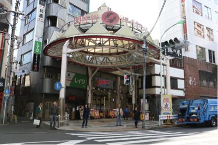 阿佐ヶ谷商店街