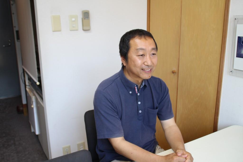 SOCIUS岩間隆司氏