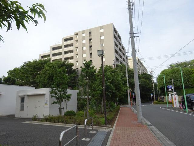 ルネ成城_ガーデンコート成城