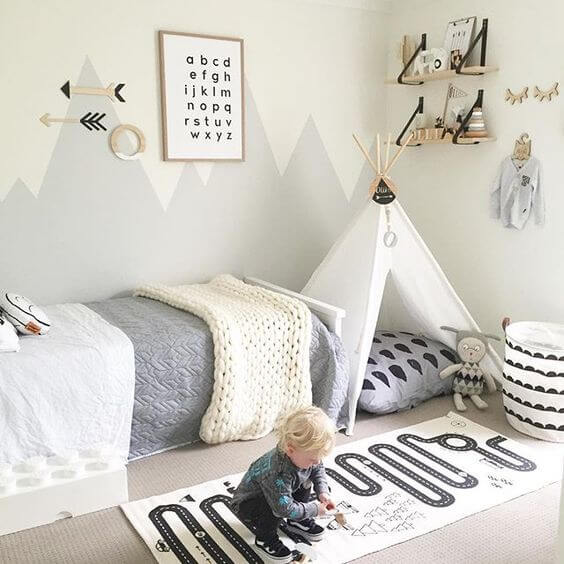 Part 2 - Bedroom ideas for 3 year old boy ...