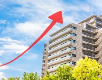 【港区】タワーマンション価格上昇率ランキングベスト10