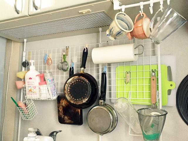 83c428c826 100均の収納アイテムを使ってキッチンを整理整頓しよう