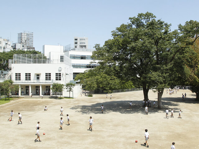 慶應義塾幼稚舎