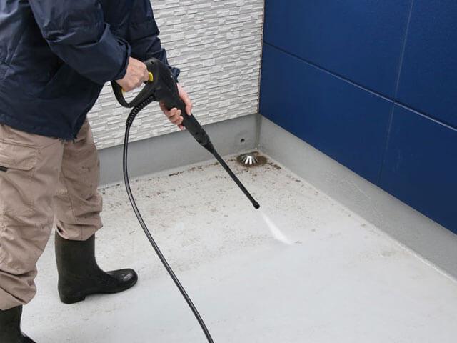 ベランダ 掃除 道具
