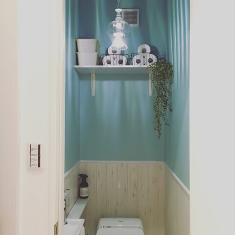 トイレの収納に100均アイテムを使ってみよう