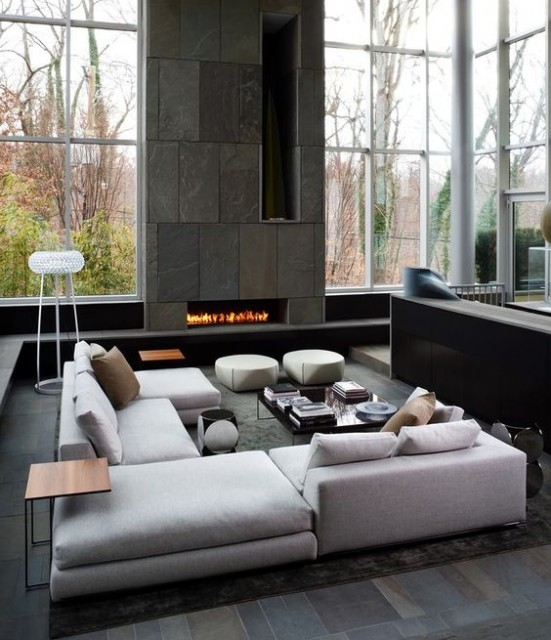Living Room Inspirations In 2019: モダンインテリアで大人の空間を。ワンランク上の暮らしを目指そう!