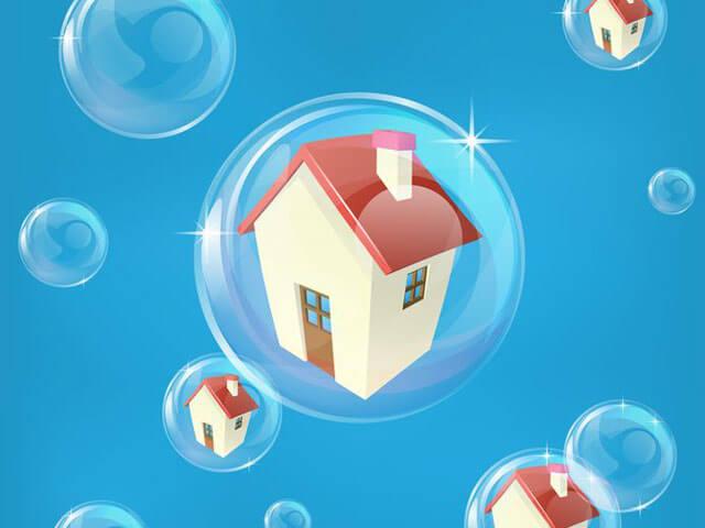バブル期の住宅ローン