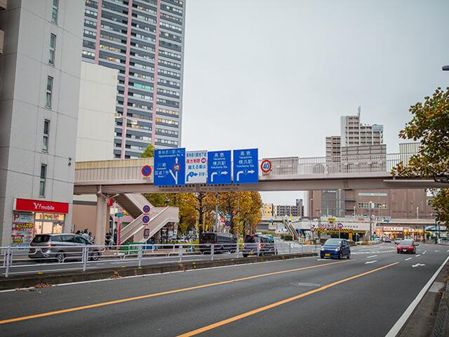 東神奈川駅周辺