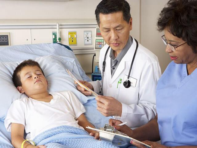 子供の医療