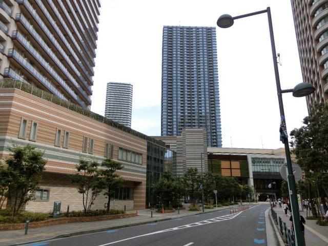 武蔵小杉の街並み 平成30年7月撮影